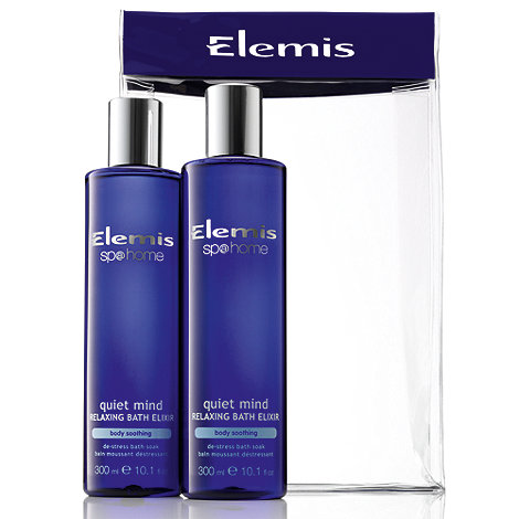 Elemis - Quiet Mind Relaxing Bath Duo Gift Set