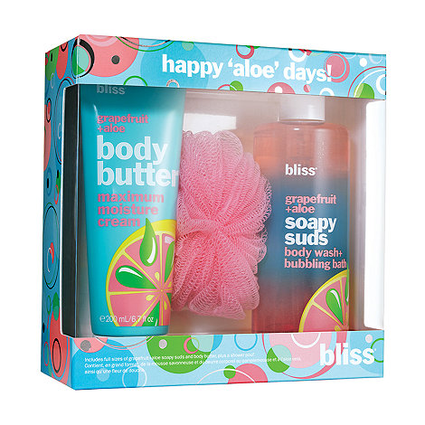 Bliss - Happy Aloe Days Gift Set