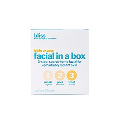 Bliss - Triple Oxygen™ Facial in a box