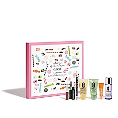 Clinique - '7 Days of Clinique' advent calendar- Debenhams exclusive