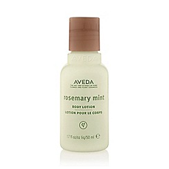 Aveda - 'Rosemary Mint' body lotion 50ml