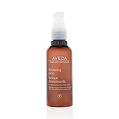 Aveda - 'Thickening Tonic' hairspray 100ml
