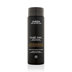 Aveda - 'Invati Men' exfoliating shampoo