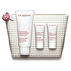 Clarins - 'Body Care Collection- Winter Body Essentials' Christmas gift set