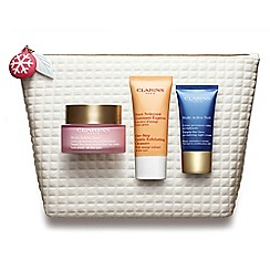 Clarins - 'Multi-Active Collection- Smoothing Essentials' Christmas gift set