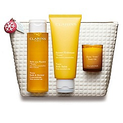 Clarins - 'Aroma Body Care Collection- Spa At Home' Christmas gift set