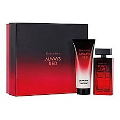 Elizabeth Arden - Always Red EDT 30ml Chrristmas gift set