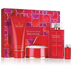 Elizabeth Arden - 'Red Door' eau de toilette 100ml gift set