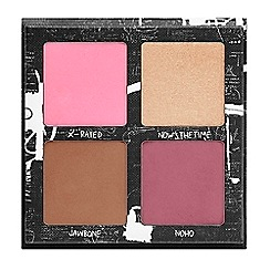 Urban Decay - 'Jean-Michel Basquiat Gallery' blush palette
