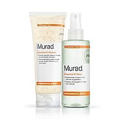 Murad - 'Essential-C' cleanser and toner duo set