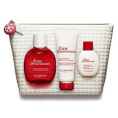 Clarins - 'Eau Dynamisante Collection- Vitality, Freshness, Firmness' Christmas gift set