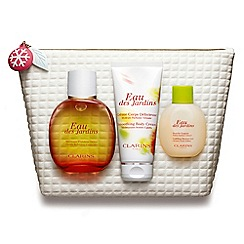 Clarins - 'Eau Des Jardins Collection- Uplifts, Refreshes, Captivates' Christmas gift set