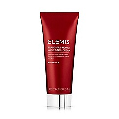 Elemis - 'Frangipani' hand and nail cream 100ml