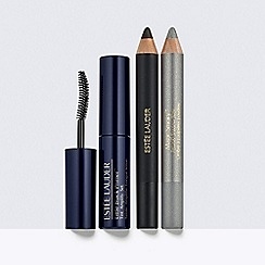 Estée Lauder - Magic Smoky Smoldering Eyes Kit- Burnt black/Cool ash