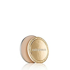 Estée Lauder - Perfecting pressed powder refill with puff small 3.8g