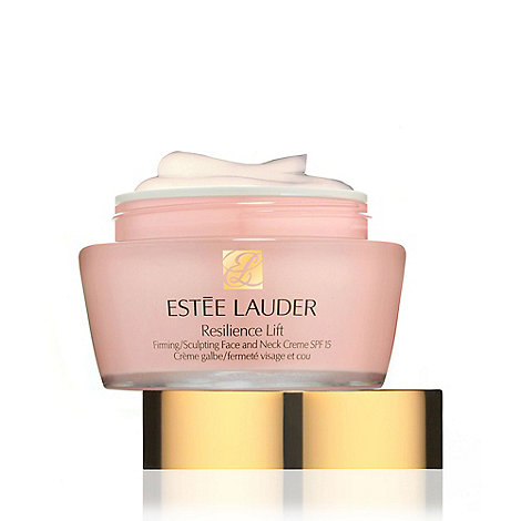 Estée Lauder - Resilience Lift Firming/Sculpting Face and Neck Crème SPF15 (Dry) 50ml