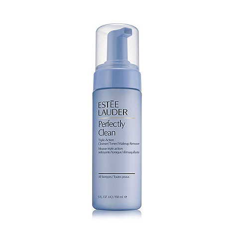 Estée Lauder - +Perfectly Clean+ 3-in-1 cleanser, toner and make up remover 150ml
