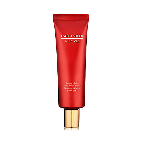 Estée Lauder - Radiant Vitality 2-in-1 Foam Cleanser 125ml