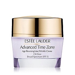 Estée Lauder - Advanced Time Zone Age Reversing Line/Wrinkle Creme Oil-Free SPF15 50ml