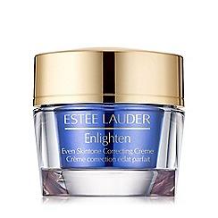 Estée Lauder - 'Enlighten' even skintone correcting cream 50ml