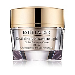 Estée Lauder - 'Revitalizing Supreme' light global anti ageing cream 30ml