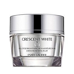 Estée Lauder - Crescent White Full Cycle Brightening Rich Moisture cr me 50ml