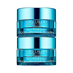 Estée Lauder - New Dimension Firm & Fill eye system 10ml