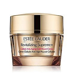 Estée Lauder - 'Global Anti-Aging Cell Power Creme' face cream 50ml