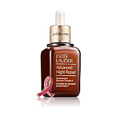 Estée Lauder - 'Advanced Night Repair Synchronized Recovery Complex II' with a Pink Ribbon pin