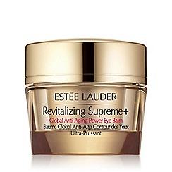 Estée Lauder - 'Revitalising Supreme+' global anti ageing power eye balm 15ml