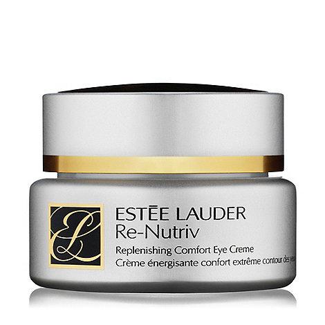 Estée Lauder - +Re-Nutriv+ replenishing comfort eye cream 15ml