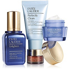 Estée Lauder - Skintone/Spot Correction: Includes a full-size Enlighten Dark Spot Correcting Night Serum
