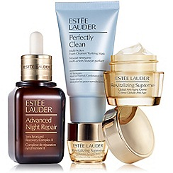 Estée Lauder - Global Anti-Aging with full-size Advanced Night Repair