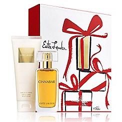 Estée Lauder - 'Cinnabar Exotic Duo' Christmas gift set