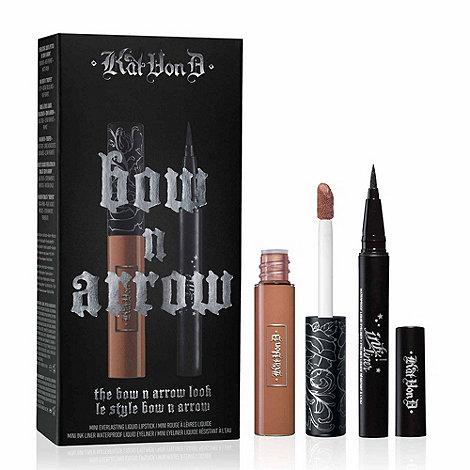 Kat Von D - +Bow N Arrow+ make up gift set