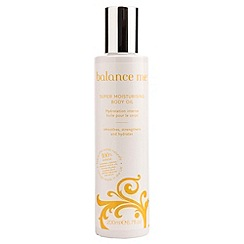 Balance Me - Super Moisturising Body Oil 200ml