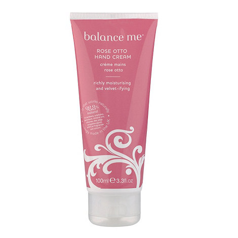 Balance Me - +Rose Otto+ hand cream 100ml