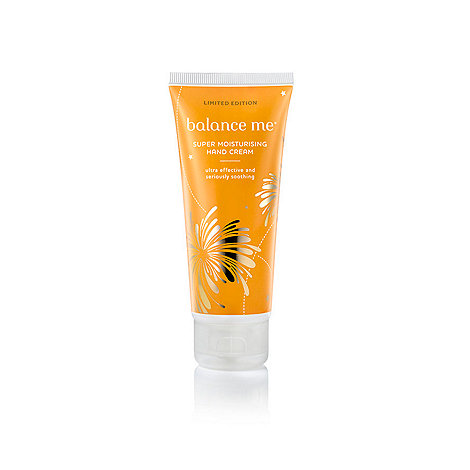 balance me - Super moisturising hand cream 100ml