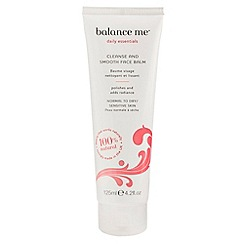 Balance Me - Cleanse And Smooth Face Balm 125ml