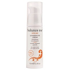 Balance Me - Wonder Eye Cream 15ml
