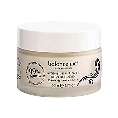 balance me - Intensive wrinkle repair cream 50ml
