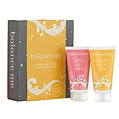Balance Me - Super Protecting Hand Cream Gift Set