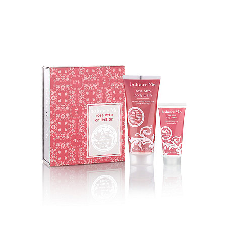 Balance Me - Rose Otto Collection Gift Set