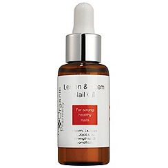 The Organic Pharmacy - Lemon & Neem Nail Oil 30ml 30ml