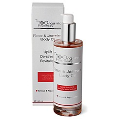 The Organic Pharmacy - Rose & Jasmine Body Oil 100ml