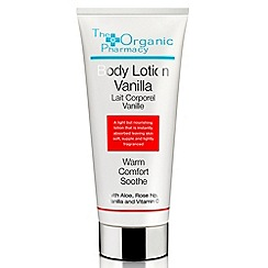 The Organic Pharmacy - Vanilla Body Lotion 200ml