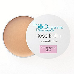 The Organic Pharmacy - Rose Hand & Nail Balm 10g