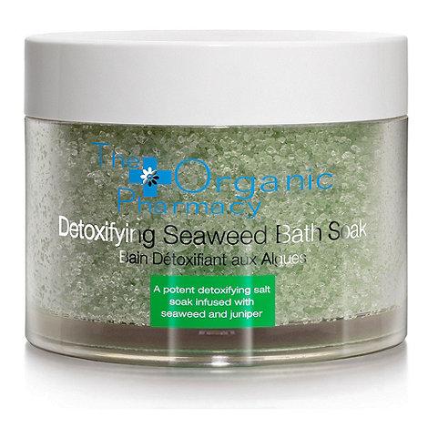 The Organic Pharmacy - Detoxifying seaweed bath soak 325g