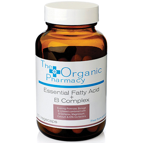 The Organic Pharmacy - +Essential Fatty Acid and B Complex+ vitamin 60 capsules