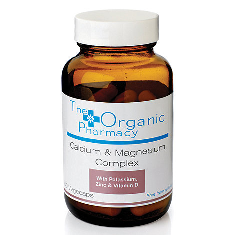 The Organic Pharmacy - Calcium & Magnesium Complex (60 caps)